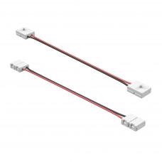 408081 Соединитель гибкий/ Кабель питания для ленты 12V 3528LED 40000Х-4000