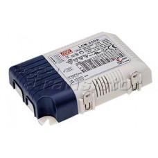 Блок питания LCM-25DA (25W, 350-1050mA, DALI, PFC)