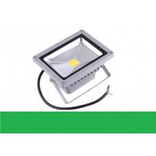 Светодиодный прожектор 10W IP65 220V Green